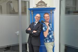 Stefan Semke und Thorsten Tromm