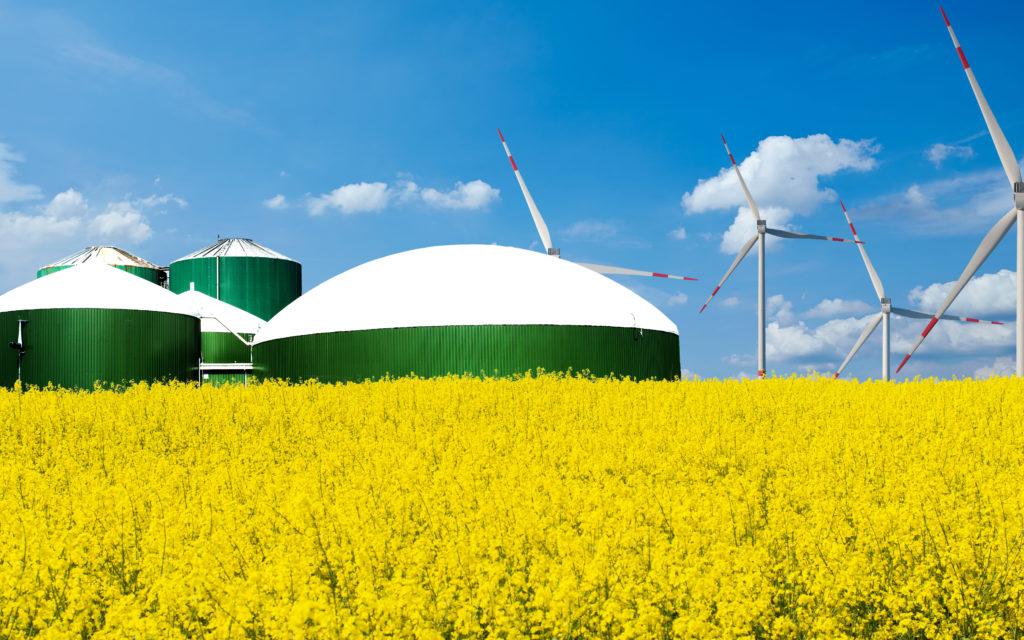 Trotz Energiewende – Rückgang bei Biogas