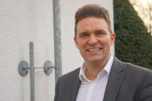 Kai Wegner, Leiter Baufinanzierung bei der Volksbank Herford-Mindener Land eG