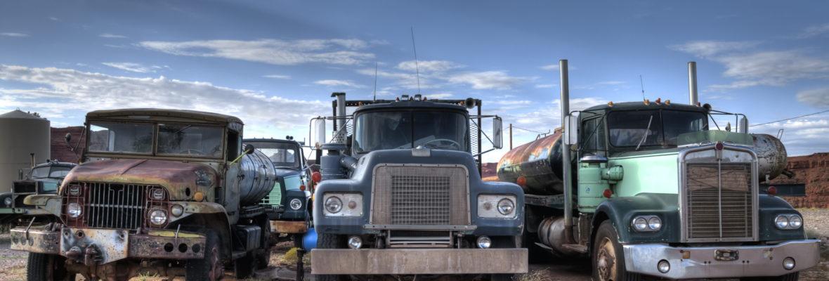 Abwrackprämie für alte Nutzfahrzeuge