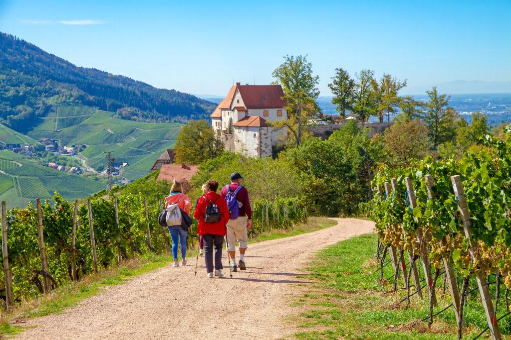 Deutschland boomt als Urlaubsziel
