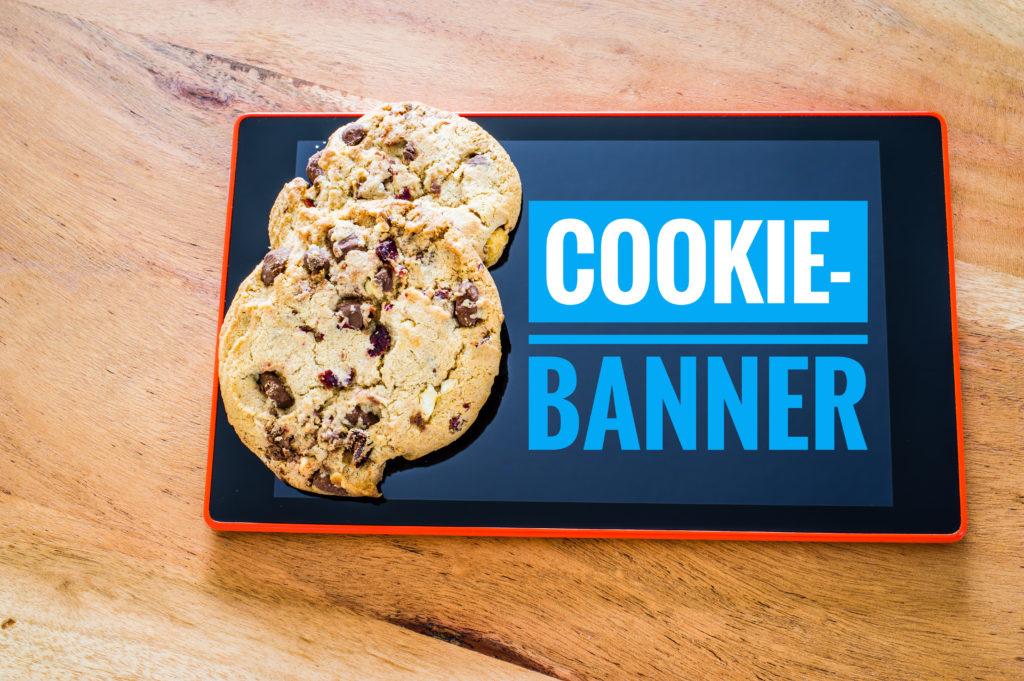 Gute Website auch ohne Cookie-Blende