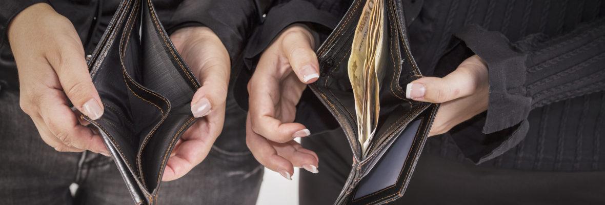 Wann ist man arm? Wann reich? Wo steh ich mit meinem Einkommen?