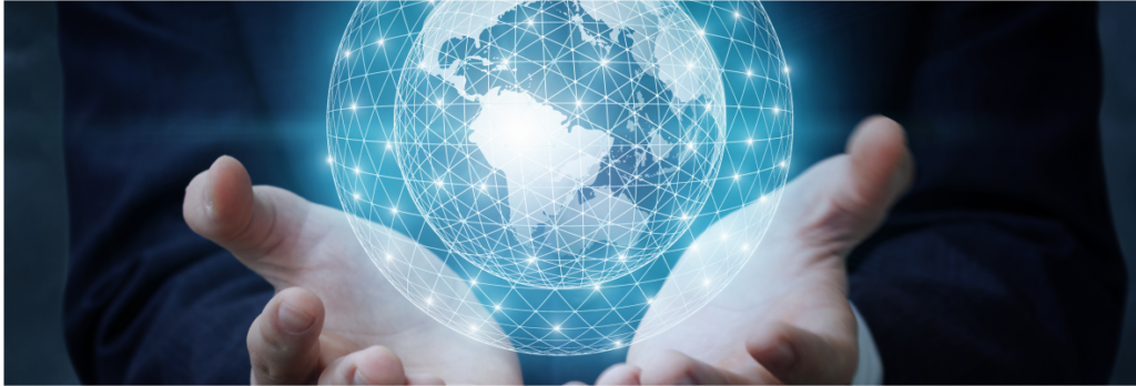 Auslandsgeschäft: Die Welt im Blick