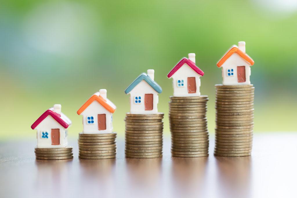 Preise für Immobilien steigen weiter zweistellig