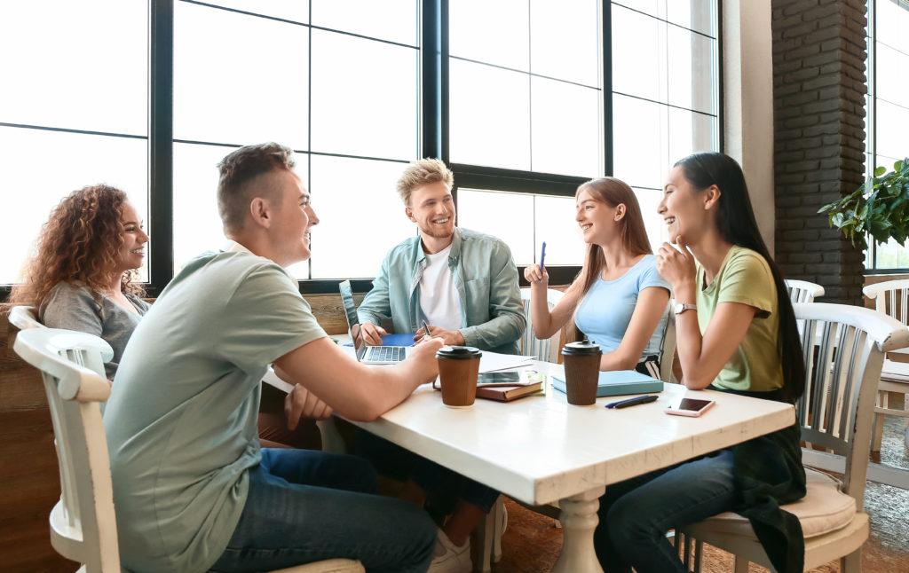 Gemeinsames Essen ist Mitarbeiterbindung pur