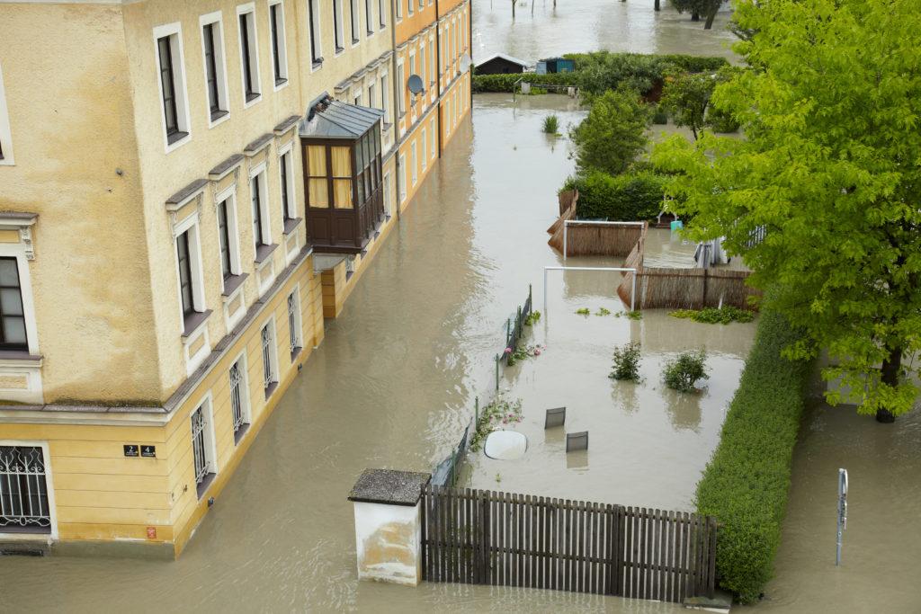 Klimafolgen beschäftigen derzeit Immobilienbesitzer