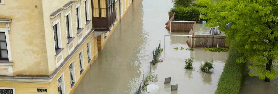 Hochwasser Immobilien